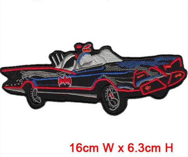 cartoon car embroidery patches wholesale iron on clothes hat bag computer embroidered factory in china customized