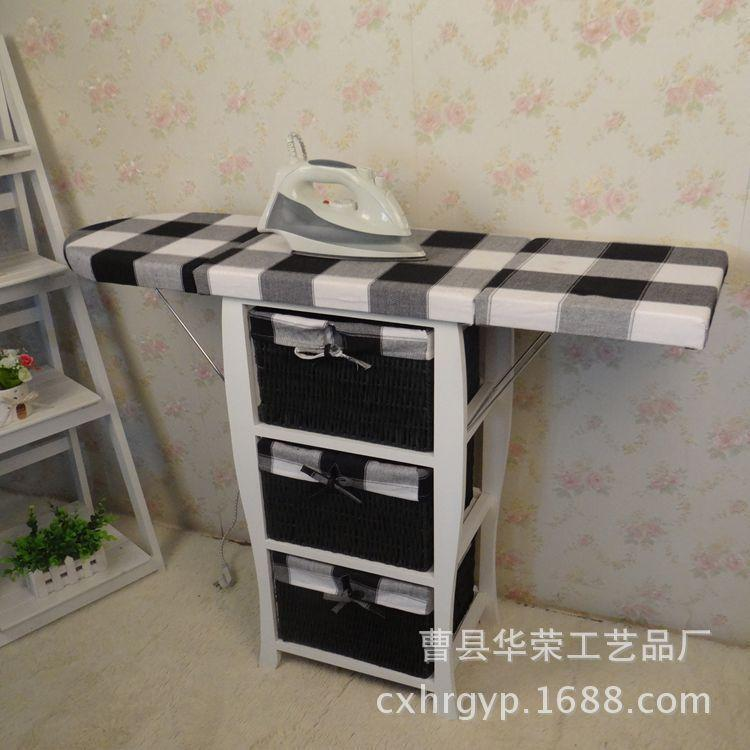 2018 Factory Wholesale Pastoral Wood Lockers Ironing Clothes Rack Folding  Ironing Board Ironing Table Ironing Table From Zhoudan5246, $182.16 |  Dhgate.Com