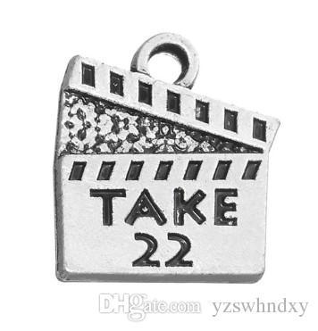 Tome 22 filme de ação placa gravada encantos