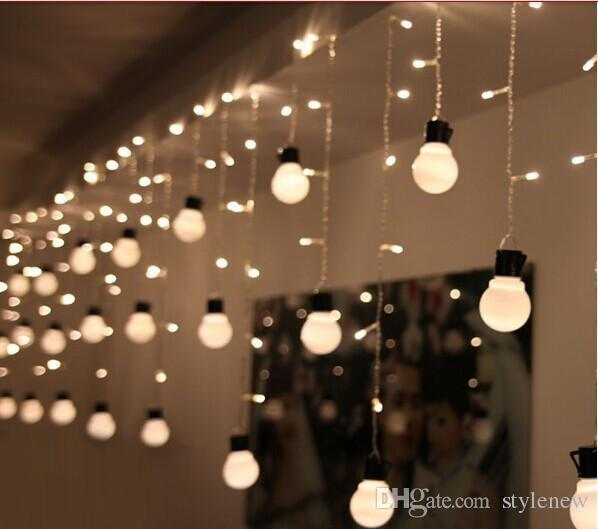 Wholesale 4m ice led string light indoor decoration - Indoor string light decoration ideas ...