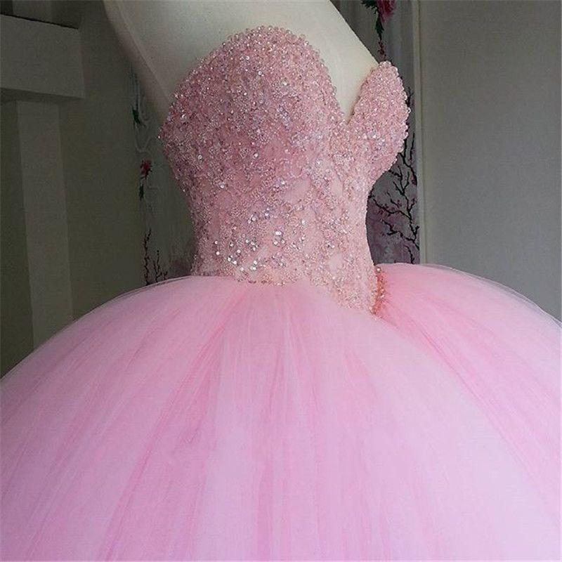 Compre Imágenes Reales Vintage Rosa De Encaje Vestidos De ...