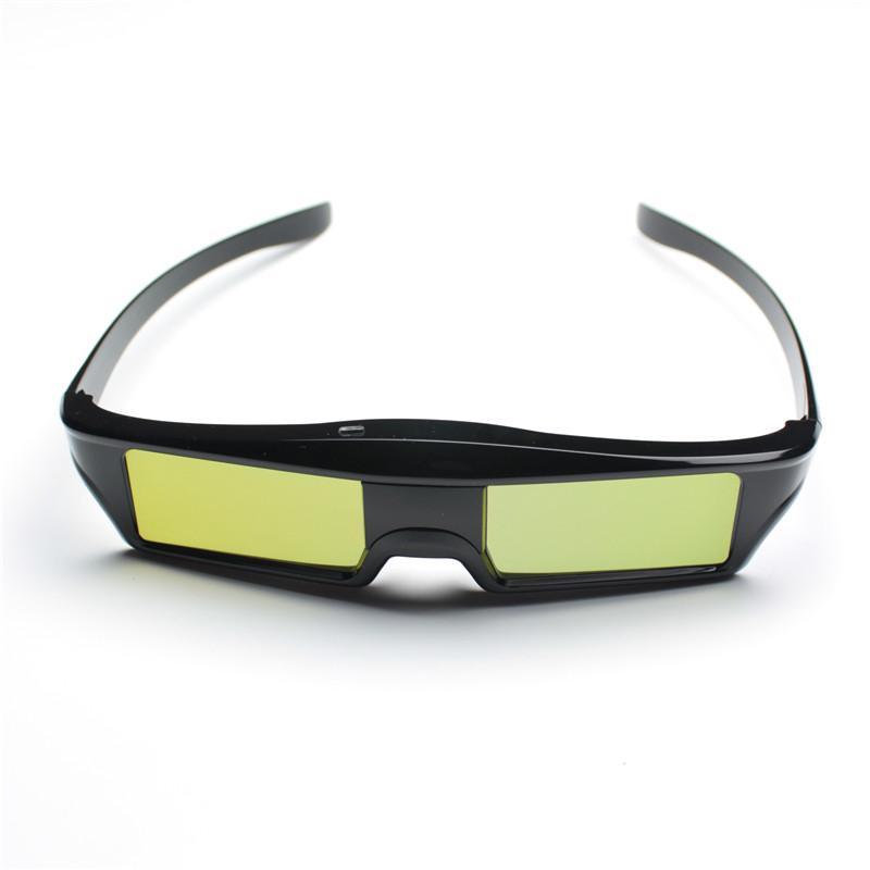 Bluetooth 3D Active Shutter Glasses DLP Link Proiettori Occhiali 3D Optoma Sharp LG Acer BenQ Proiettori Gafas 3D