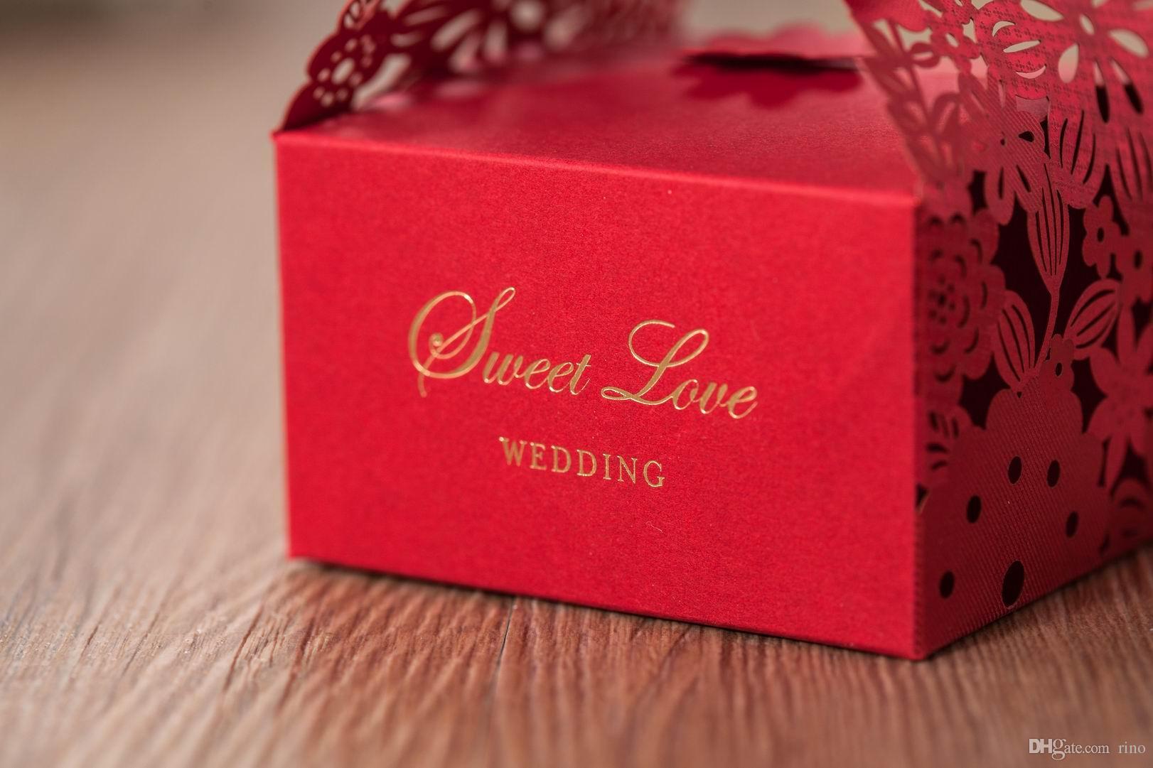 Düğün Iyilik Hediye Kutuları Şeker Kutusu Parti Iyilik Hollow Düğün Şeker Kutusu Iyilik Çikolata Kutuları şeker çanta kek kutuları