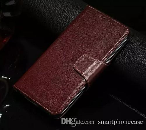 2016 moda para samsung s6 edge plus case capa genuine stand luxo colorido flip carteira estojo de couro para samsung galaxy s6 edge plus