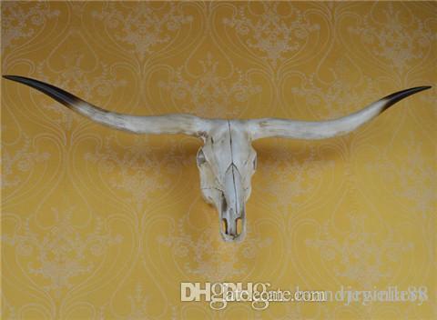 Luxury Bison Skull Wall Decor Crest - Wall Art Design ...