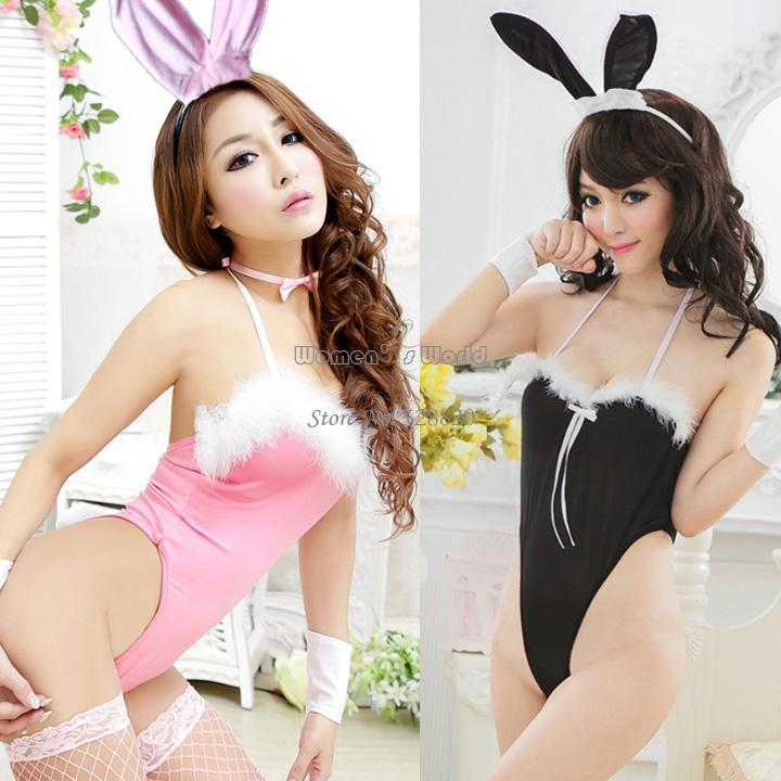 85b7cf441 Hot Selling Adult Bunny Costume Halloween Costumes For Women Sexy ...