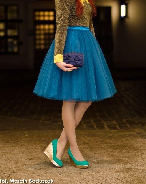 Primavera por encargo azul amarillo corto faldas de tul gradas barato una línea princesa Casual Girl vestidos formales de fiesta tamaño libre