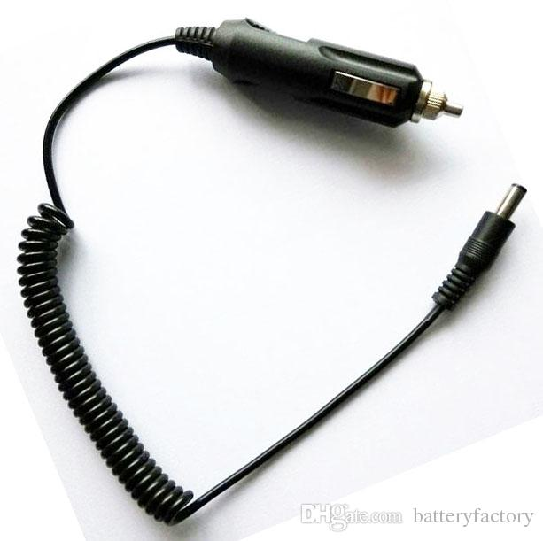 Al por mayor Cargador de coche de alta calidad Auto encendedor de cigarrillos 12V Car Power Adapter Plug Charger 5.5 mm x 2.1 mm