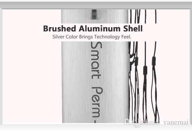 Macchina arricciacapelli ad alto prezzo, marca Asia, uscita 24V, 32 linee, guscio in alluminio spazzolato, TF24