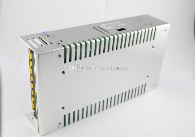 LED Şerit Işık Anahtarlama AC 110V / 220V için DC12V 5V 350W Anahtarı Güç Kaynağı
