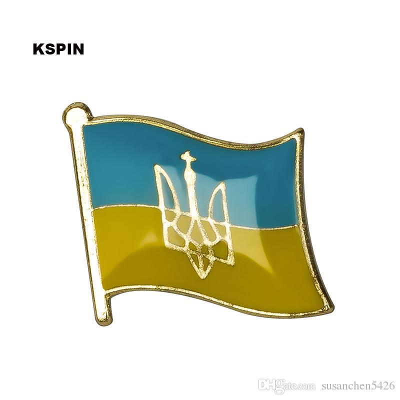 Trasporto libero il perno della bandiera distintivo della bandiera del metallo della Grecia KS-0191
