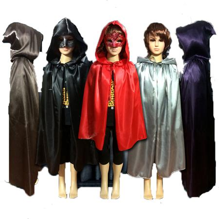 2016 new halloween costumes superhero capes for boy girl fancy children witch cloak costumes for 6 people costume themes for groups from hftlighting - 5 Girl Halloween Costumes