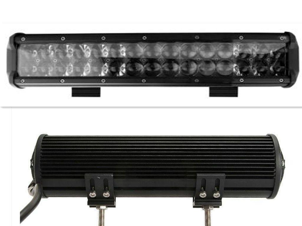 15inch 150w osram led light bar spot flood combo beam led car light suv atv 4wd 4x4 trailer. Black Bedroom Furniture Sets. Home Design Ideas