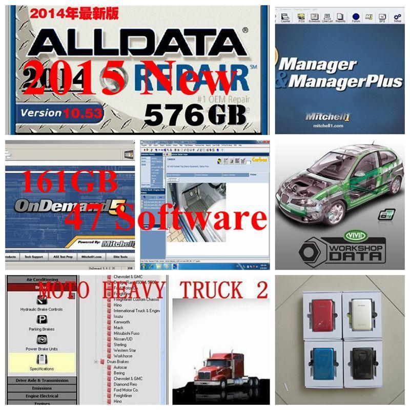 Großhandel 2017 47in1 Alldata Und Mitchell Software + Mitchell ...