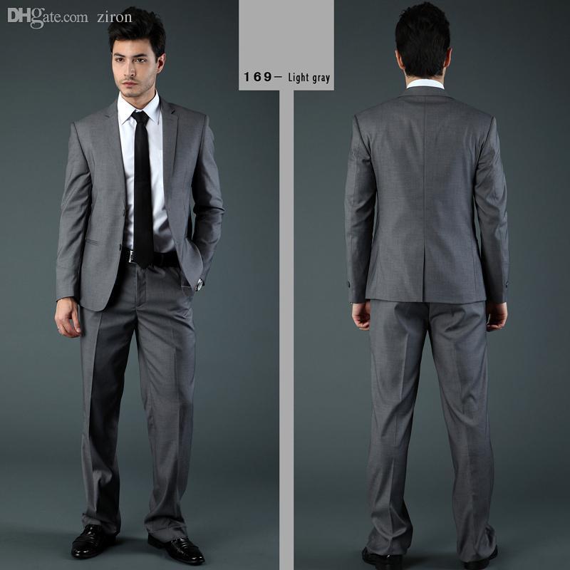 2017 Wholesale 2015 Hot Sale Men Business Suits Fashion Formal ...