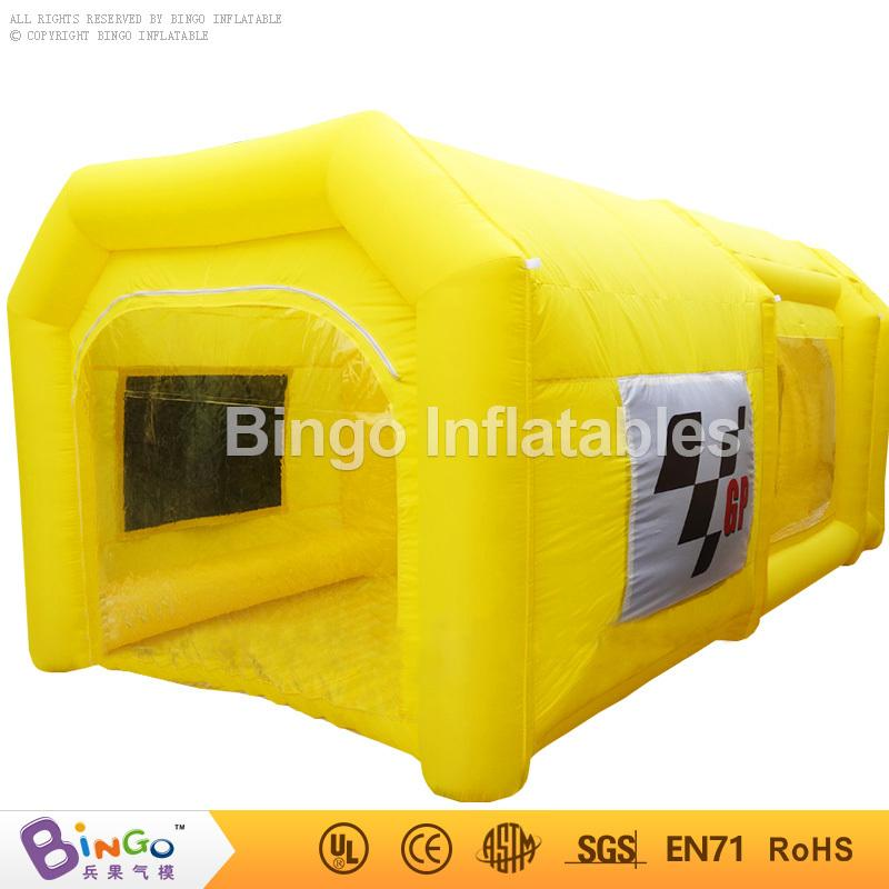 Commercial Portable Paint Booth 6*3*2.5mh Inflatable Spray Booth Car Paint Booth For Car Paint Used With Filter System Toys Tent Kids Tent House Online ...  sc 1 st  DHgate.com & Commercial Portable Paint Booth 6*3*2.5mh Inflatable Spray Booth ...