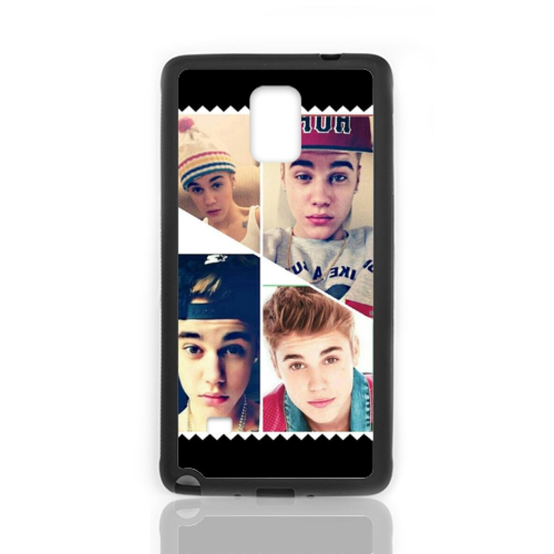 Uncategorized Justin Bieber Puzzle cool justin bieber the puzzle for samsung s5 note2 n7100 note3 n900 note4 hard plastic cell phone case jeweled phon