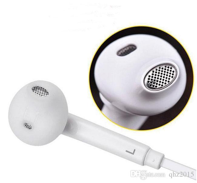 S6 Наушники Наушники 3,5 мм наушники-вкладыши гарнитура с дистанционным громкостью микрофона для всех SAMSUNG GALAXY S4 S5 S6 Edge Active