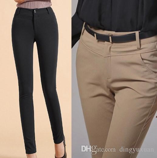 De Grandes Mujeres Compre Pantalones 2017 Tallas Hxf85qw