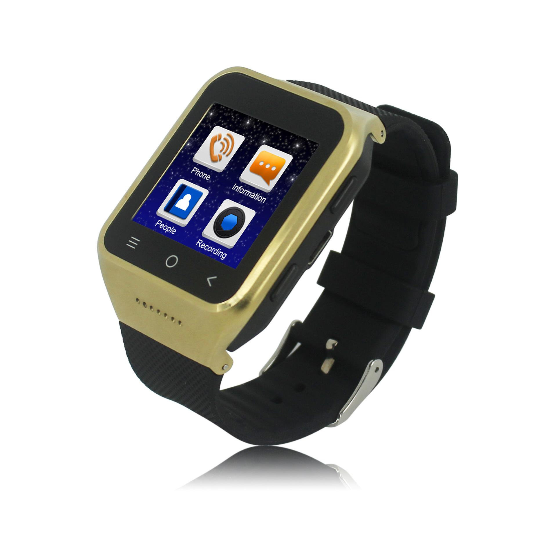 31d41873c53 2016 The Best Selling Android 4.4 Smart Watch Mobile Phones Bluetooth  Independent Dual Core WIFI Smart Watches Agent Smart Watch All Smartwatches  From ...