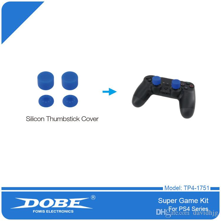 PS4 / Slim / Pro Game-Set 5-in-1-Game-Set-Griff PS4-Controller