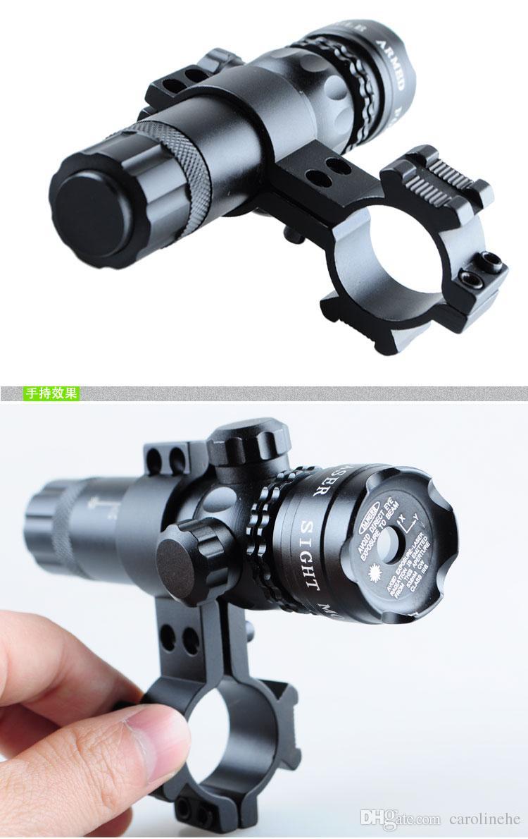 Taktischer grüner Laser-Punkt-Punkt-Anblick Tactical Air-Zielfernrohr