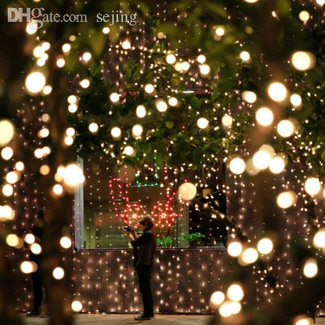 Wholesale 10M 50LED Solar Power Garden Fairy String Lights Led Outdoor Decorations For Party