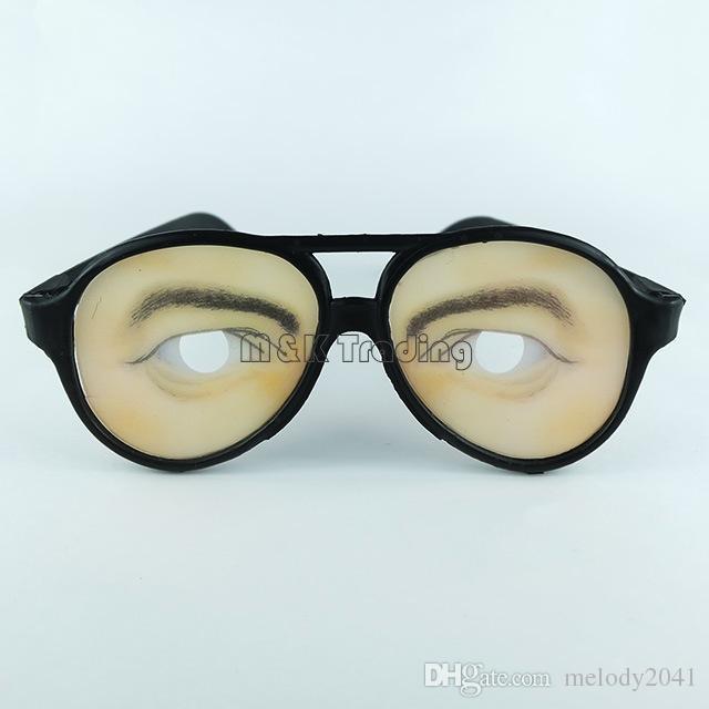 Hombres y mujeres gafas divertidas gafas de fiesta de halloween gafas de sol gafas de sol accesorios muy al por mayor