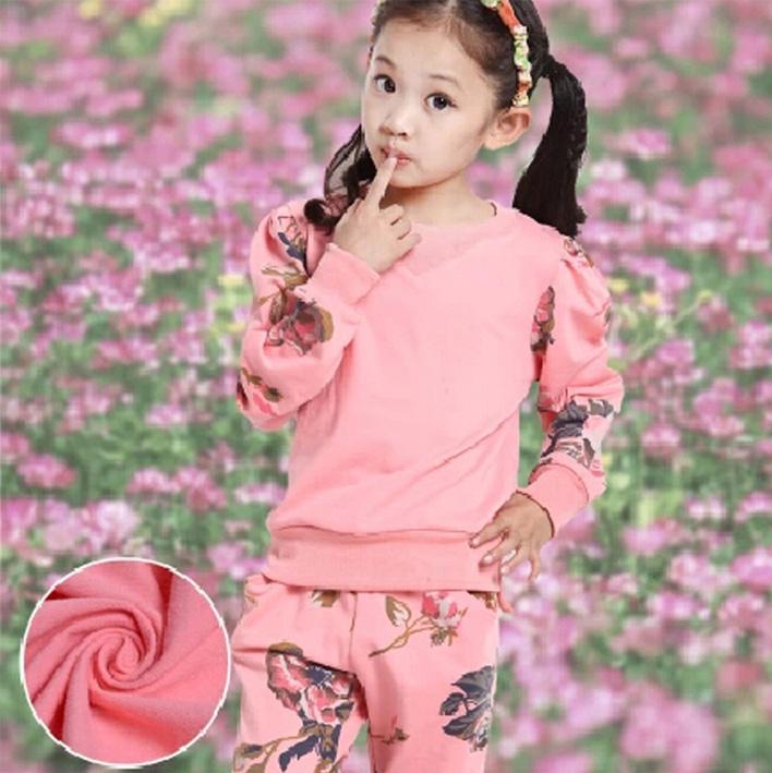 Compre Girl Sets Otoño Invierno Suéter Traje Coreano De Manga Larga ...