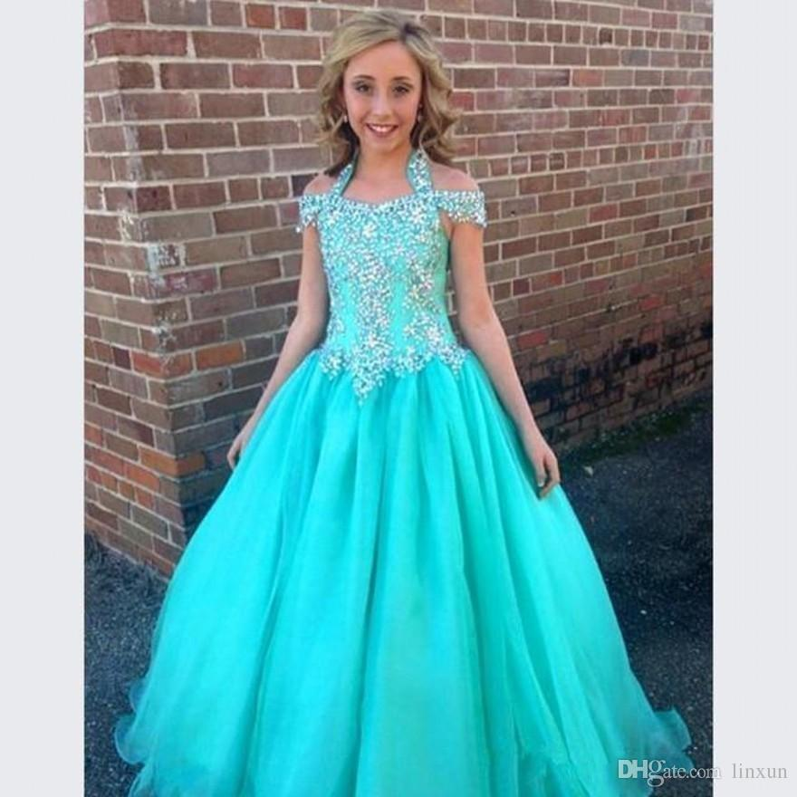Formal Pageant Dress for Juniors