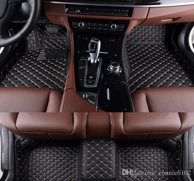 Good Quality Custom Special Floor Mats For Audi A - Audi 90 car mats