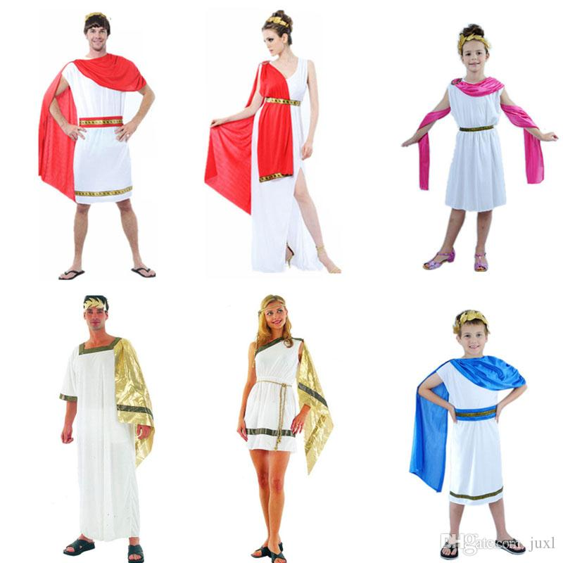 Acquista Dea Greca Abbigliamento Donna Elegante Donna Uomo Costume Cosplay  Costumi Di Carnevale Di Halloween Fantasia Feste In Maschera A  14.15 Dal  Juxl ... d38a0cafc87