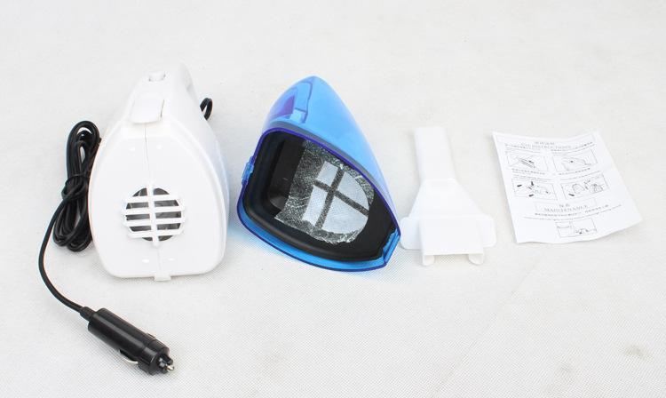 New Wet&Dry Mini Portable Car cleaner Handheld Vacuum Cleaner Cleanning for Car Home Graden 12v 65w