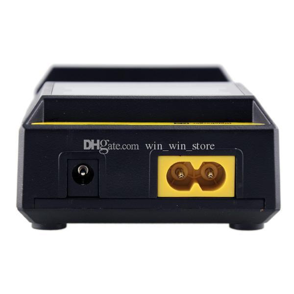 기존 NITECORE D2 LCD Digicarger 유니버셜 지능형 충전기 18650 용 14500 16340 18350 리튬 이온 Ni-MH 배터리 US / EU / UK 플러그