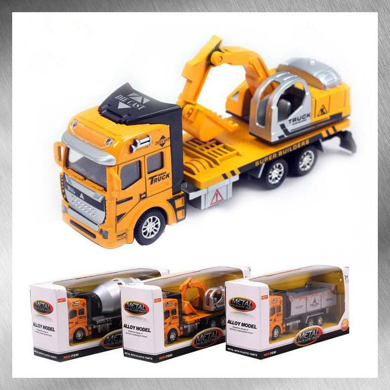 Toy Trucks For Boys : Kids toys classic car set for cars truck toy
