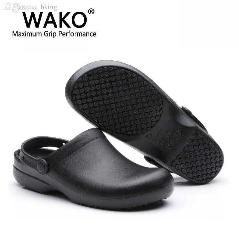 Wholesale-Wako Shoes Casual Work Rubber Shoes Men s Non-slip Shoes ... 5535059694e5