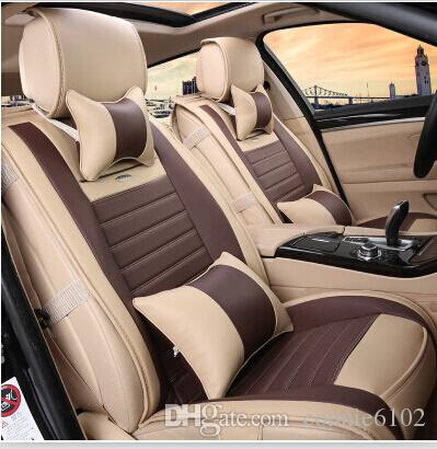 High Quality Special Car Seat Covers For Honda Insight 2015 Durable Fashion Leather 2013 2010 Rear Protector