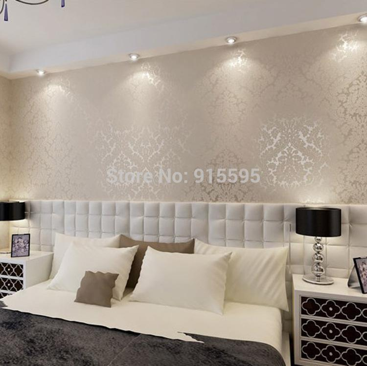 3d Gold Silver Living Room Wallcovering European Luxury Damask Wall Paper  Pvc Embossed Textured Wallpaper Roll Home Decor The Wallpaper Hd Top Rated  ...