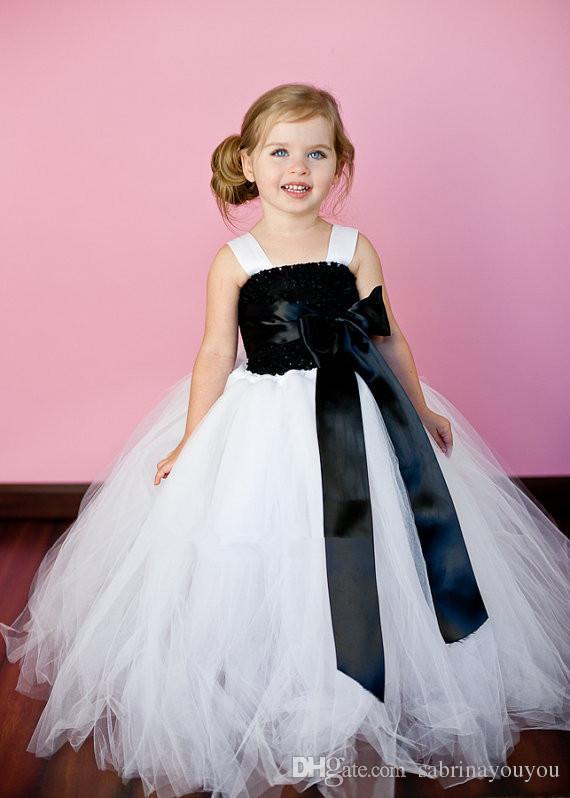 Vestido feito à mão 2018 menina vestido novo frete grátis para 2-11 idade arco floral Meninas Princesa Festa de Casamento Arco Crianças Vestido Formal