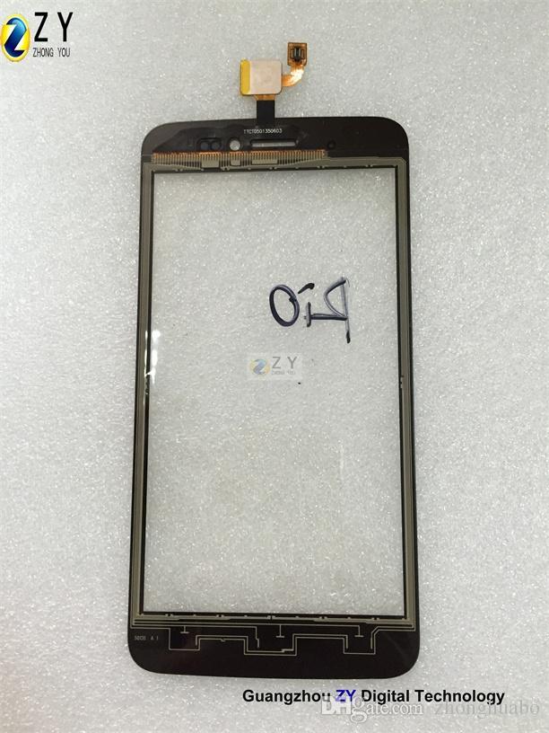 Digitizador de pantalla táctil Explay Rio Phone / ZY TOUCH