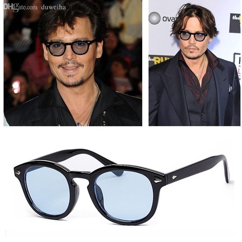 2a7236008f1 Wholesale Michellestore New Fashion Vintage Rivets Super Star Johnny Depp  Sunglasses Women Men Brand Sun Glasses Retro Gafas Oculos De Sol Glass  Frames ...