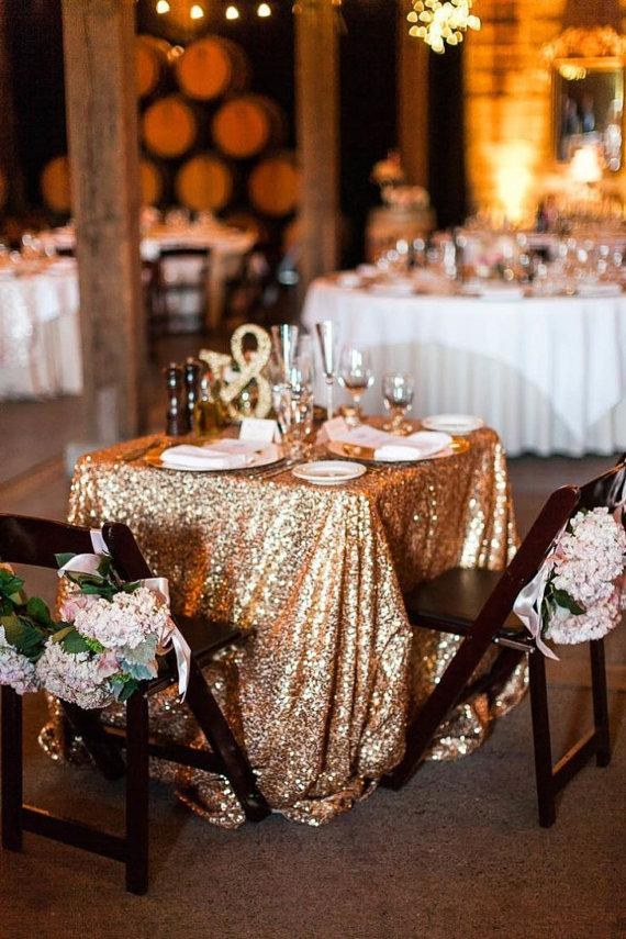 Wholesale 96inch By 96inch Square Gold Sequin Tablecloth For Wedding  Beautiful Table Overlay Christmas Decoration White Damask Tablecloth  Tablecloth Vinyl ...
