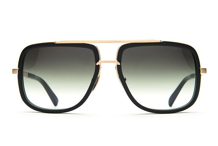 dita sunglasses men 2015 hot summer style sunglasses square women brand designer sun glasses men oculos de sol masculino 21009b glasses for men mens - Dita Frames