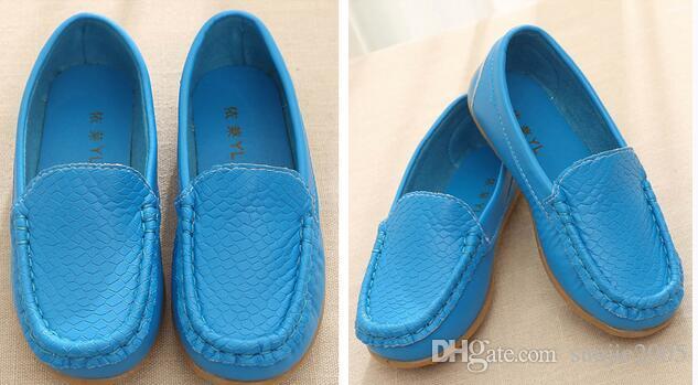 2018 neue frühling jungen kinder shoes kinder jungen pu-leder shoes kinder mokassin loafers kleinkind casual einzelne wohnungen