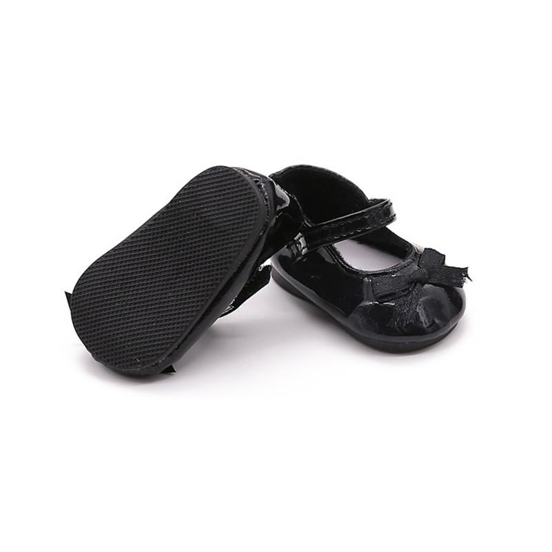Doll Shoes Fashion Ballet Handmade Leather Shoes For 18 Inch American Girl Doll for baby gift Doll Outfits My Life Journey Dolls