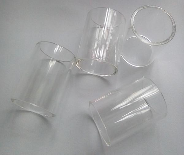 Reemplazo de alta calidad Subtank Tubo de vidrio Pyrex para triton kanger Subtank Atomizer Subtank Mini Tubo de vidrio Subtank Nano Glass TUBE