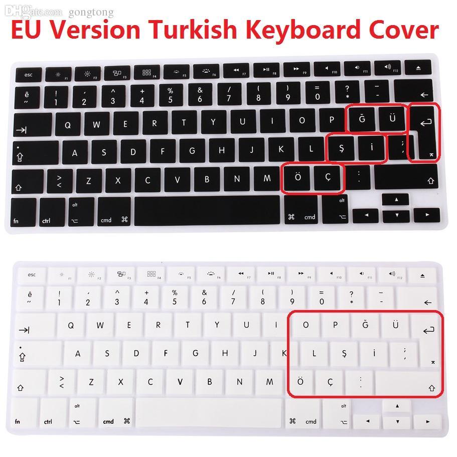 Turkish keyboard layout diagrams