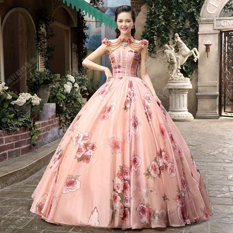 Medieval Dress Renaissance Gown Sissi Princess Dress