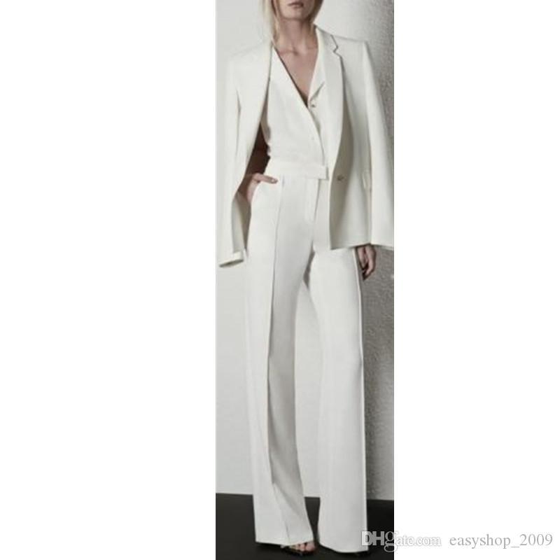 Ручной работы женщин Дамы на заказ бизнес офис смокинги рабочая одежда Костюмы 2 шт. куртка + брюки на заказ