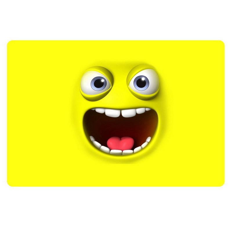 New Design Emoji Carpets Anti Slip 3d Carpet For Bedroom/Living Room/BathroomCrazy Horse Entrance Door Mat Kitchen Rugs Retail Bigelow Commercial Carpet ...